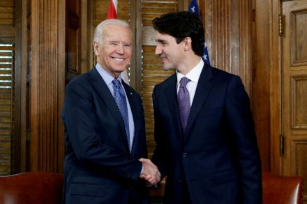 NationNews Barbados: Trudeau, Biden to meet in February