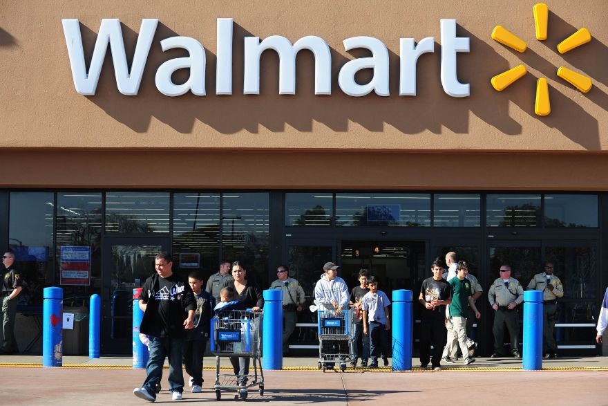 wal mart stores in 2003 essay