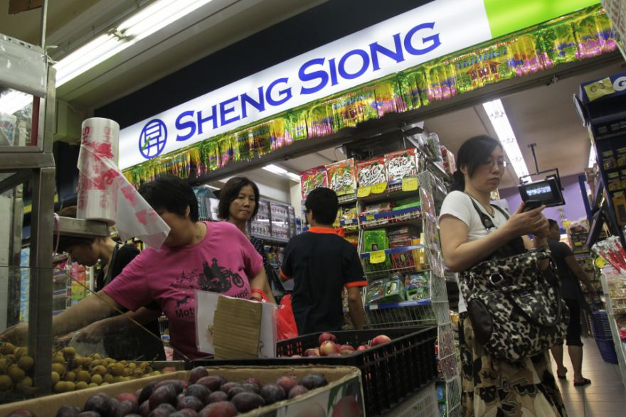 supply chains of sheng siong supermarket Management team profile dr carol choong the ipo of sheng siong supermarket and overseas family school are two notable ipo projects richard has dhl supply chain.