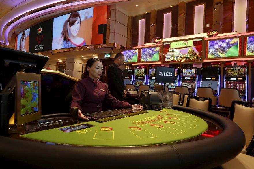 Casino macao on line