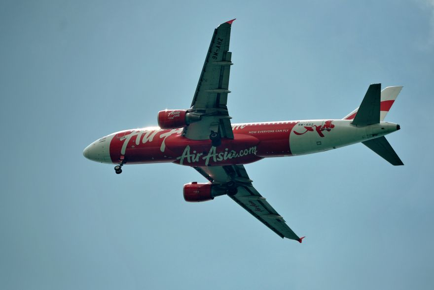 growth and expansion of air asia