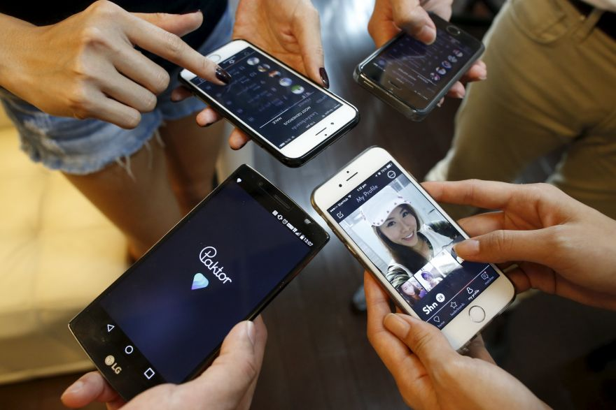 For dating apps in Asia  love by numbers or chaperone  Technology   THE BUSINESS TIMES