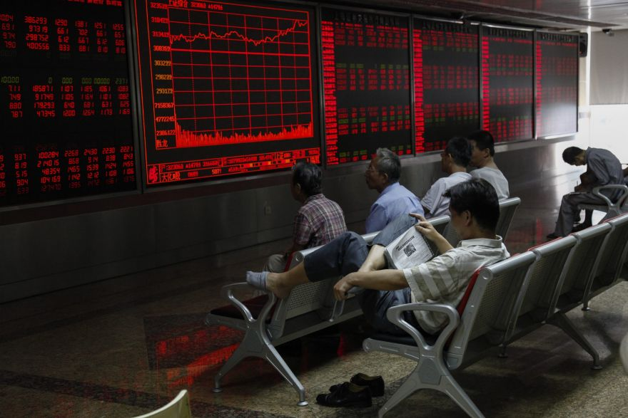 global investors to resume trading selling