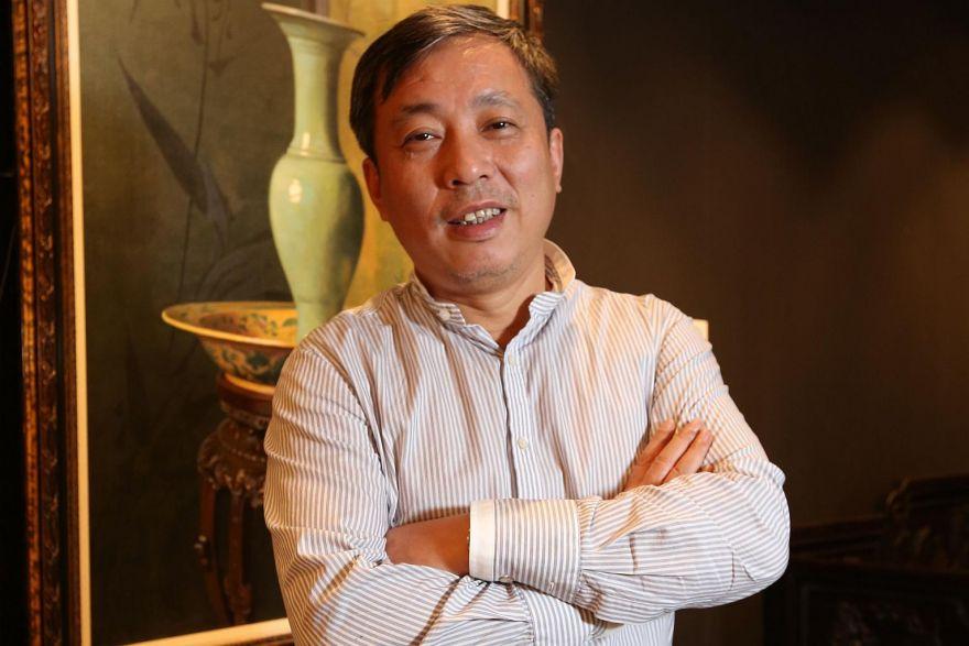 Liu Yiqian Net Worth - #GolfClub