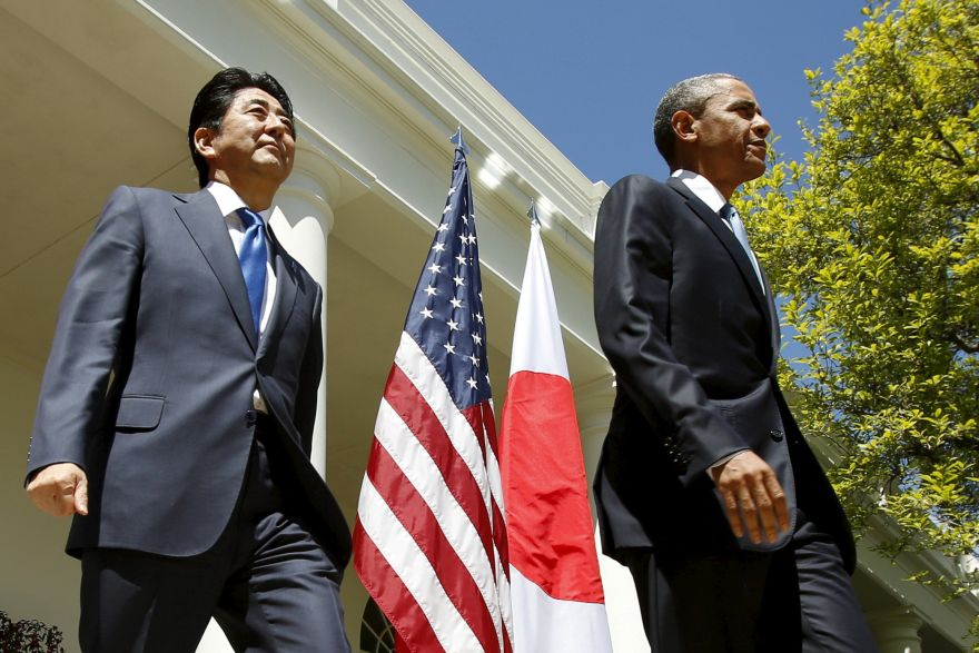 Japan, US preparing summit meeting around May 25: govt, Government & Economy - THE BUSINESS TIMES