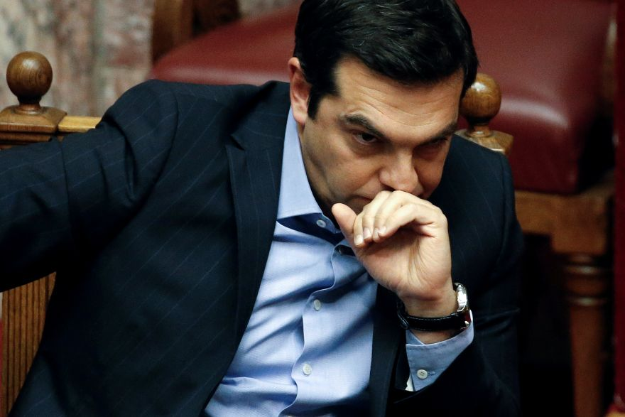 Greek government submits reform bill seeking fresh bailout aid, Government & Economy - THE BUSINESS TIMES