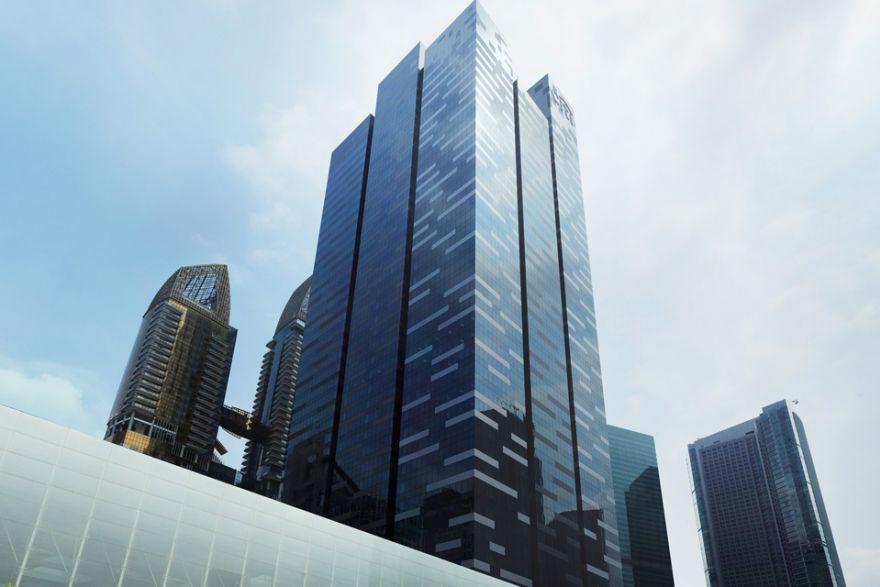 シンガポールアジアスクエア