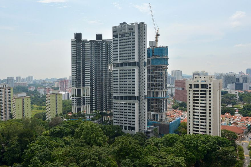 Singapore condo resale prices fall 04 in July erasing