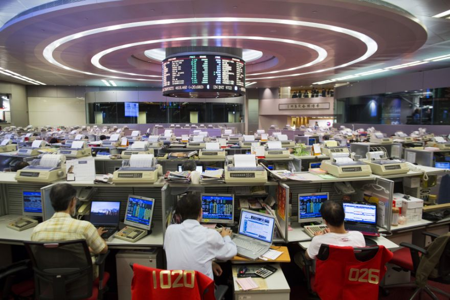 Hong Kong: Stocks down at open, Stocks - THE BUSINESS TIMES