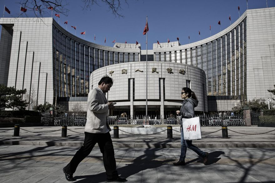 China's forex reserves tumble in October, Government & Economy - THE BUSINESS TIMES