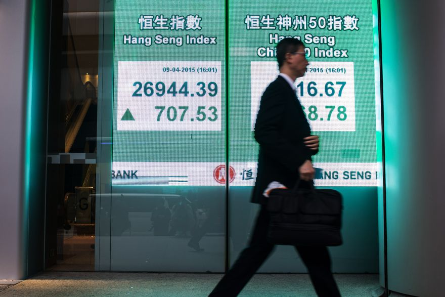 Hong Kong: Stocks join global rally at open, Stocks - THE BUSINESS TIMES