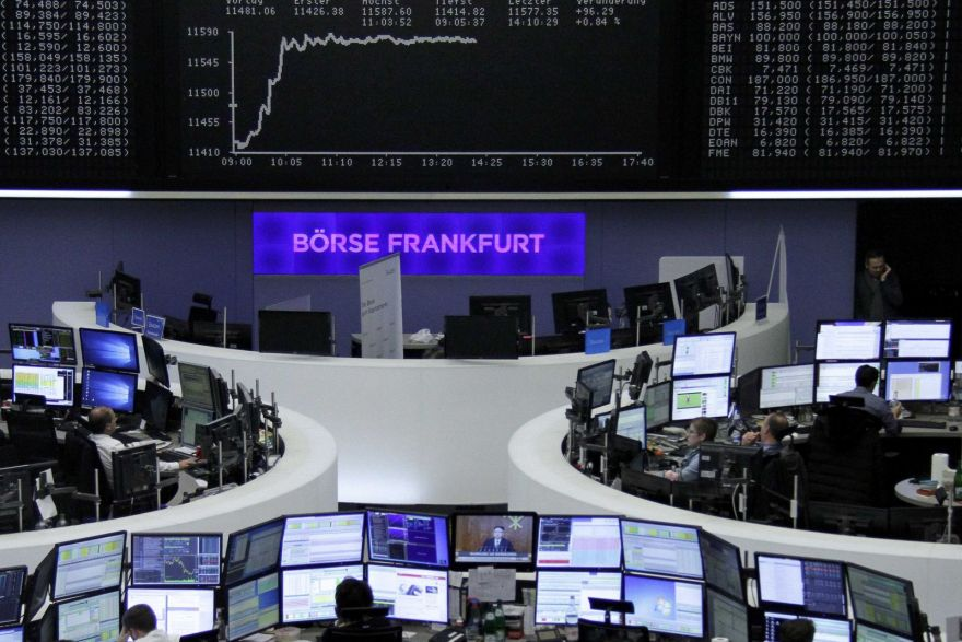Europe: Shares rally as FTSE starts 2017 by setting record high, Stocks