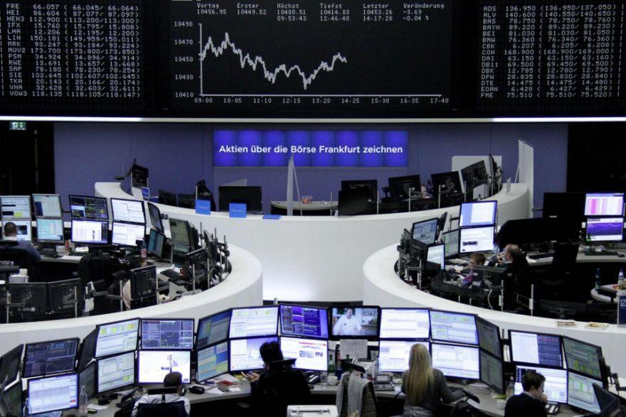 Europe: Shares finish slightly lower as Next slumps, Stocks