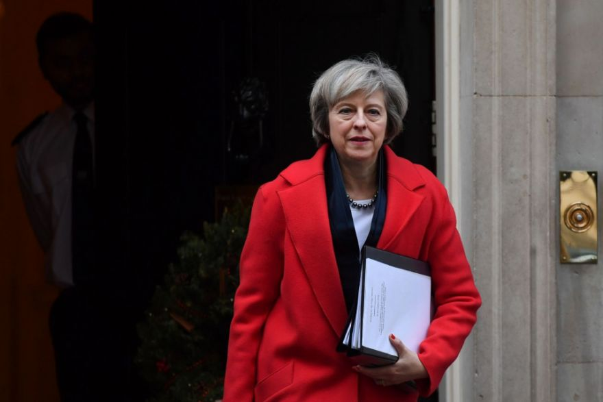 May signals UK to leave single market to win immigration curbs, - THE BUSINESS TIMES