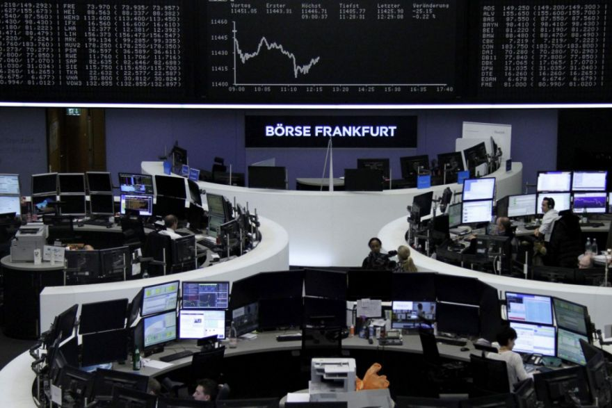 Europe: Shares supported by miners, telecoms; Unilever slump weighs, Stocks