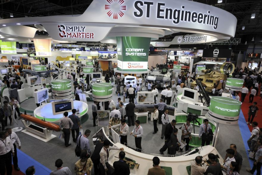 ST Engineering wins Mindef contract