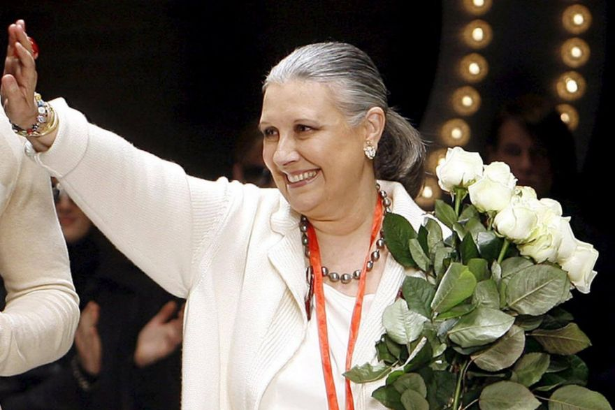 Italy's 'Queen of Cashmere' Biagiotti dies aged 73, Life & Culture - THE BUSINESS TIMES