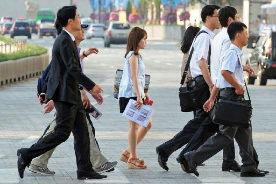South Korea says domestic demand remains weak amid sluggish