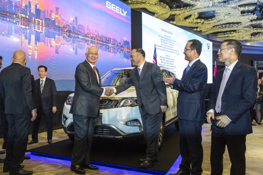 Geely to consider producing Lotus cars in China after buying into Proton, Lotus, Companies & Markets - THE BUSINESS TIMES