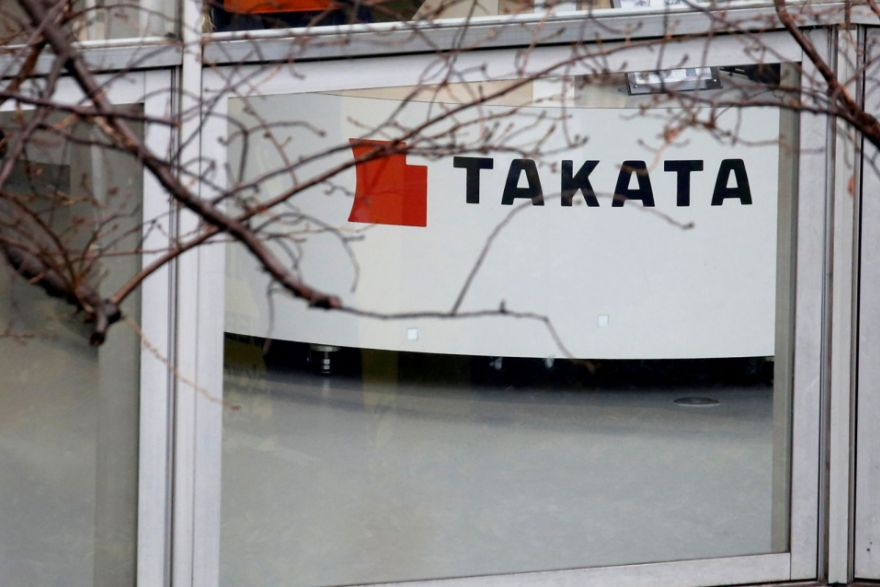 Takata seeks US bankruptcy protection after air-bag recalls, Transport - THE BUSINESS TIMES