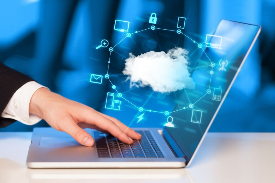 Migrating from server to cloud storage