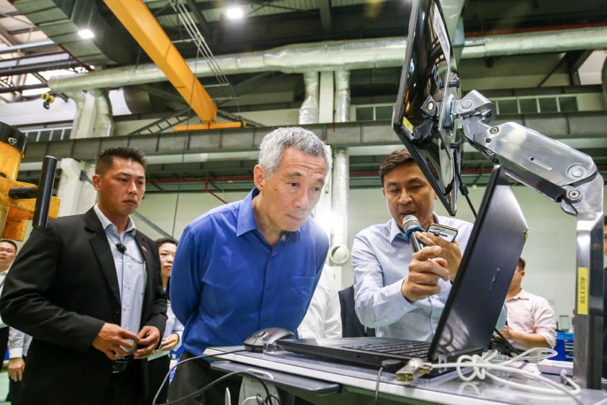 Singapore-China ties good but need to keep up with the times: PM Lee