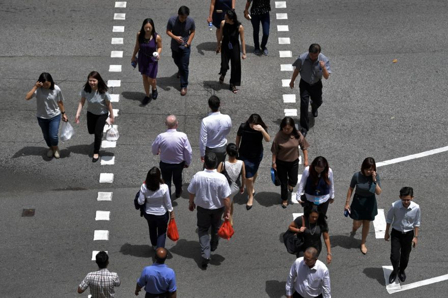 singapores unemployment Singapore's unemployment rate in the first quarter was 22 percent, lower than the manpower ministry's preliminary estimate of 23 percent.