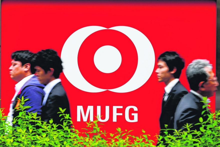 MUFG ups the ante on blockchain - The Business Times