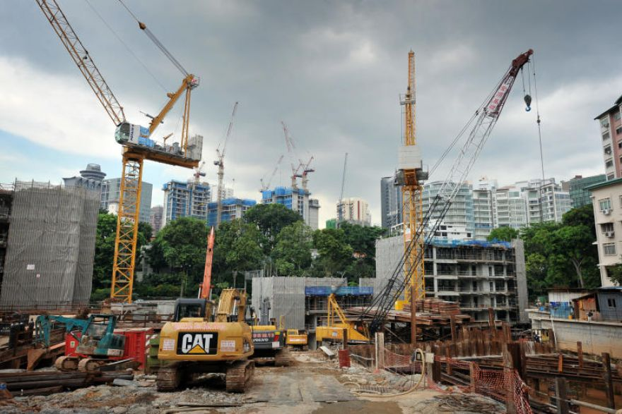 Singapore's domestic wholesale trade growth eases again to 11.3% in Q3