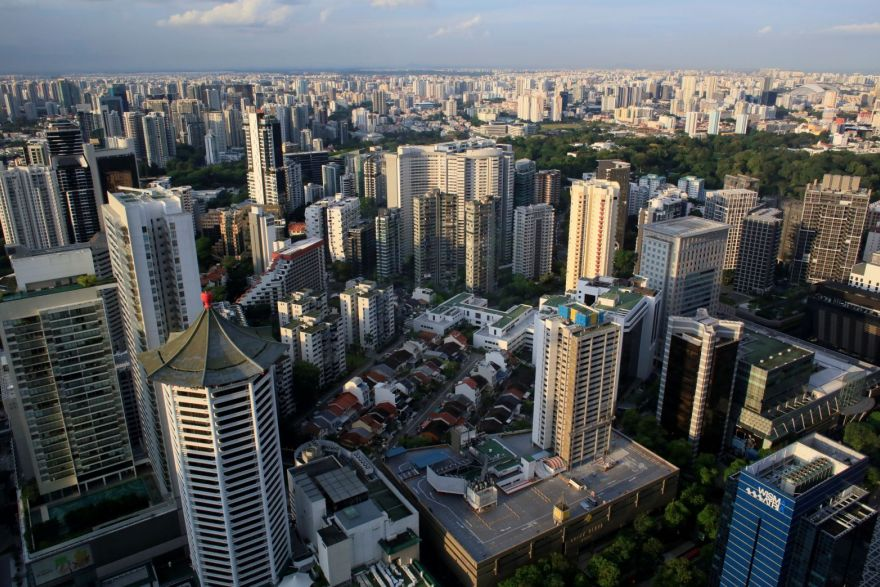 Singapore Tops Asean For 2018 Property Market Growth Forecasts Companies Amp Markets The