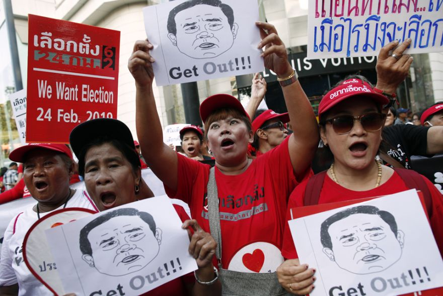 Thailand must postpone general election again, until March ...
