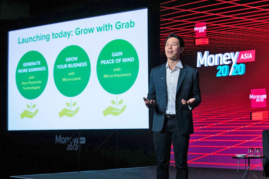 Grab woos small businesses with suite of financial services