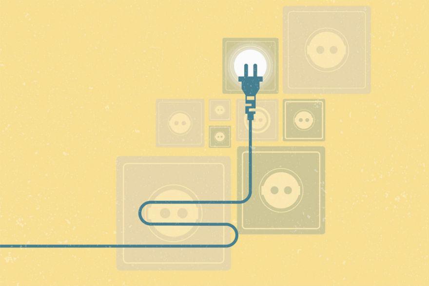 open electricity market retailers