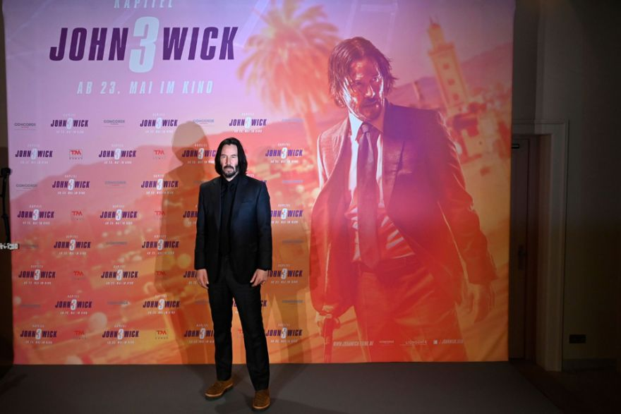 Creator of John Wick to make movies with Japan's Rakuten