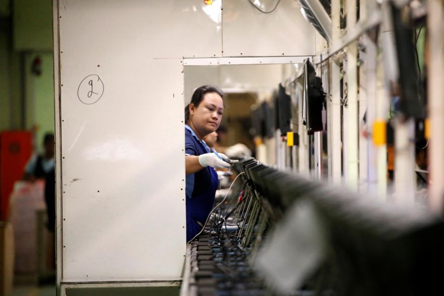 Trade war bolsters Chinese interest in manufacturing in Thailand, -