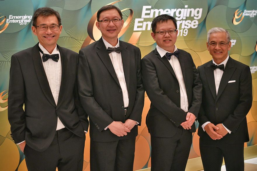 Young guns fire up Singapore industries, Top Stories - THE BUSINESS