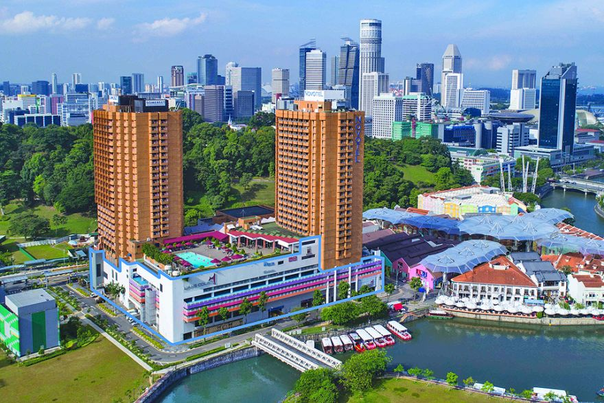 CapitaLand, CDL, Ascott Reit to redevelop Liang Court