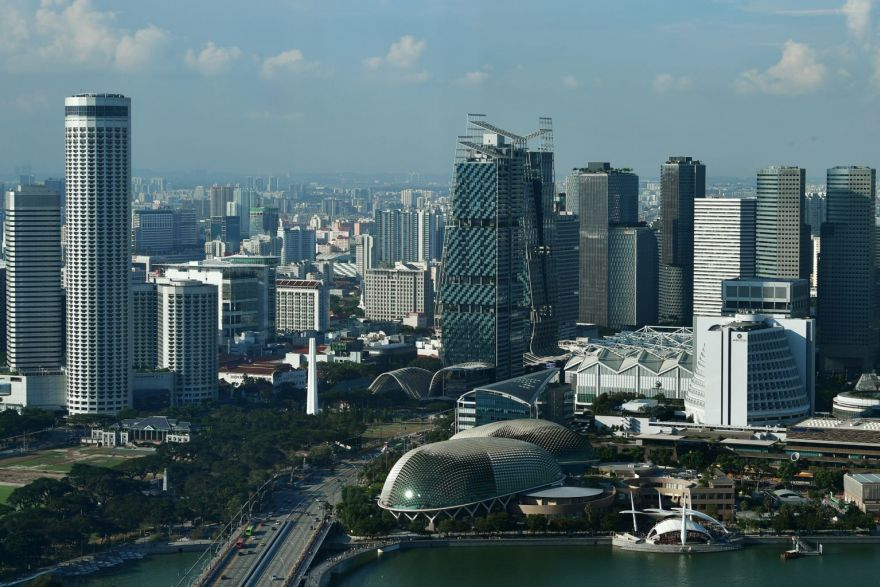 Record M&A in Singapore property managers as investors pile in, - THE