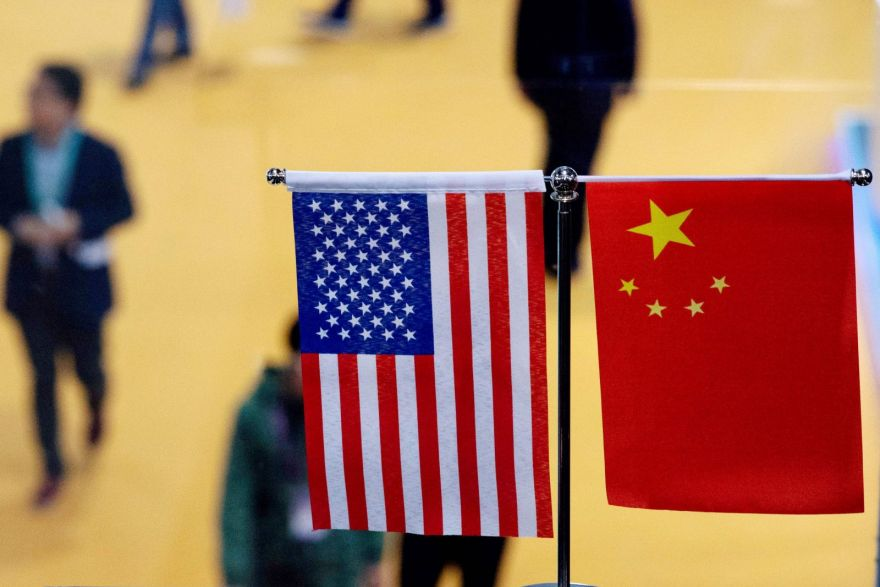 Trade war failed to force businesses out of China, say EU firms, -