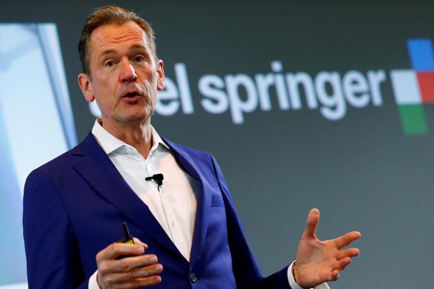 German media giant Axel Springer quits stock exchange, Consumer