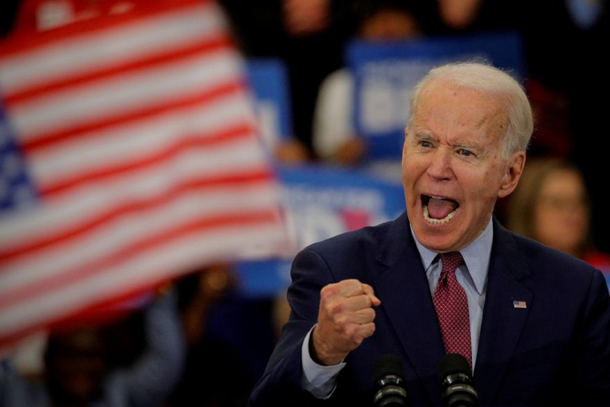 Biden Calls For Party Unity After Big Primary Wins