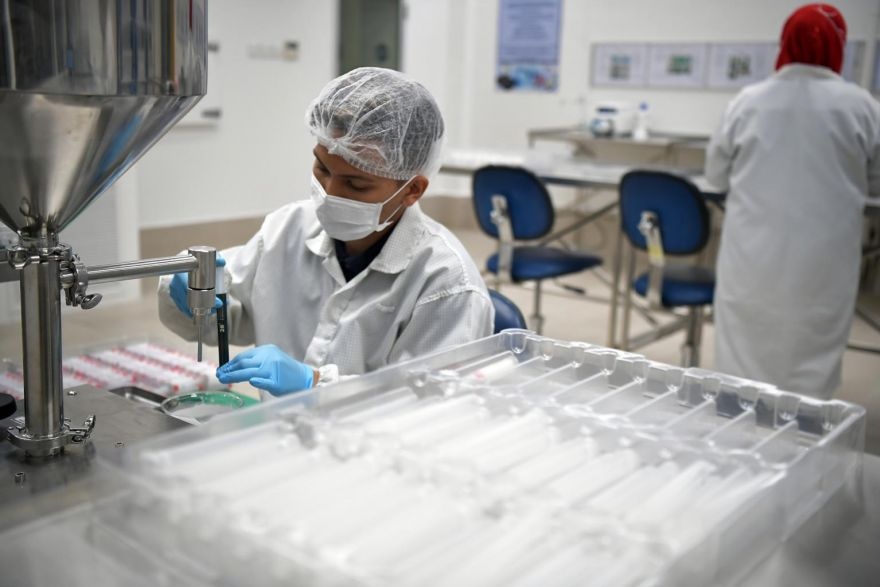 Singapore factory output up 13% in April, biomedical manufacturing doubles: EDB