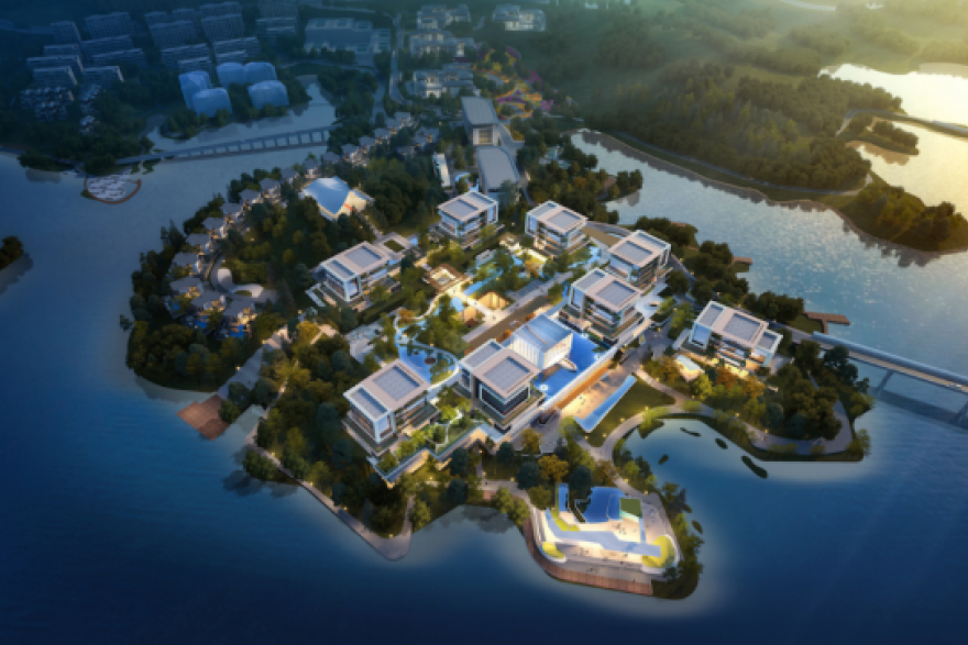 Image of article 'GSH joint venture breaks ground for luxury mixed-use project in Chongqing'