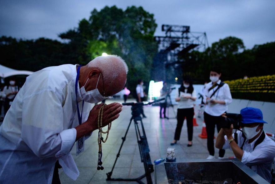 Japan marks 75th anniversary of Hiroshima atomic bomb, Government ...