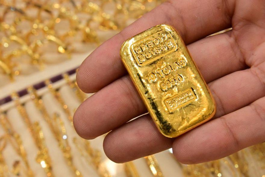Gold prices gain as coronavirus cases surge, Energy & Commodities