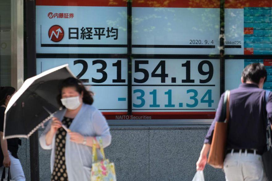 Asia: Markets drop after virus woes hammer Wall Street, Europe, Stocks
