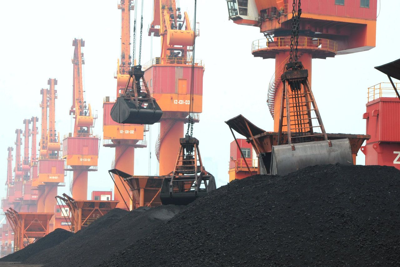 US coal shipment to China shifts to South Korea amid trade