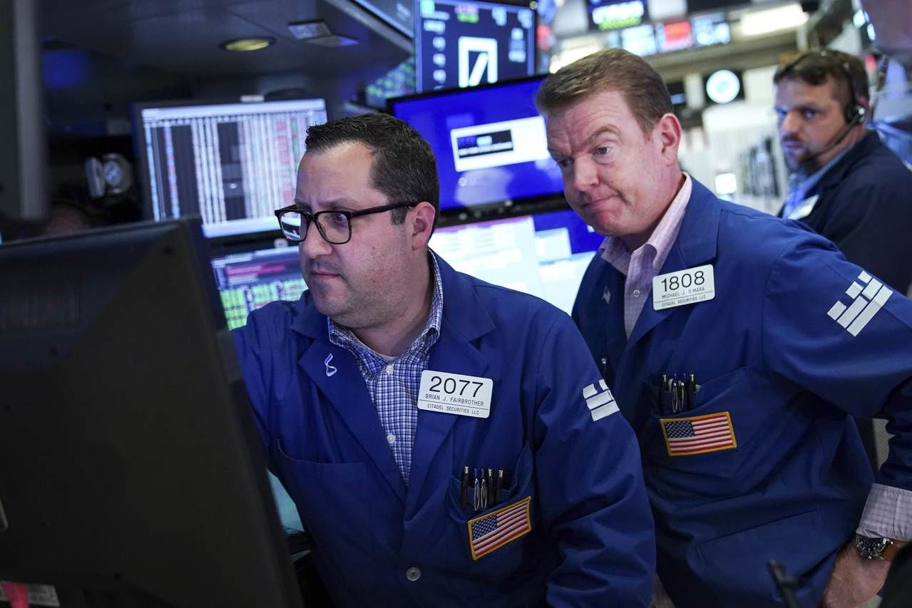 US: Stocks gain as oil shares bounce, Stocks - THE BUSINESS TIMES