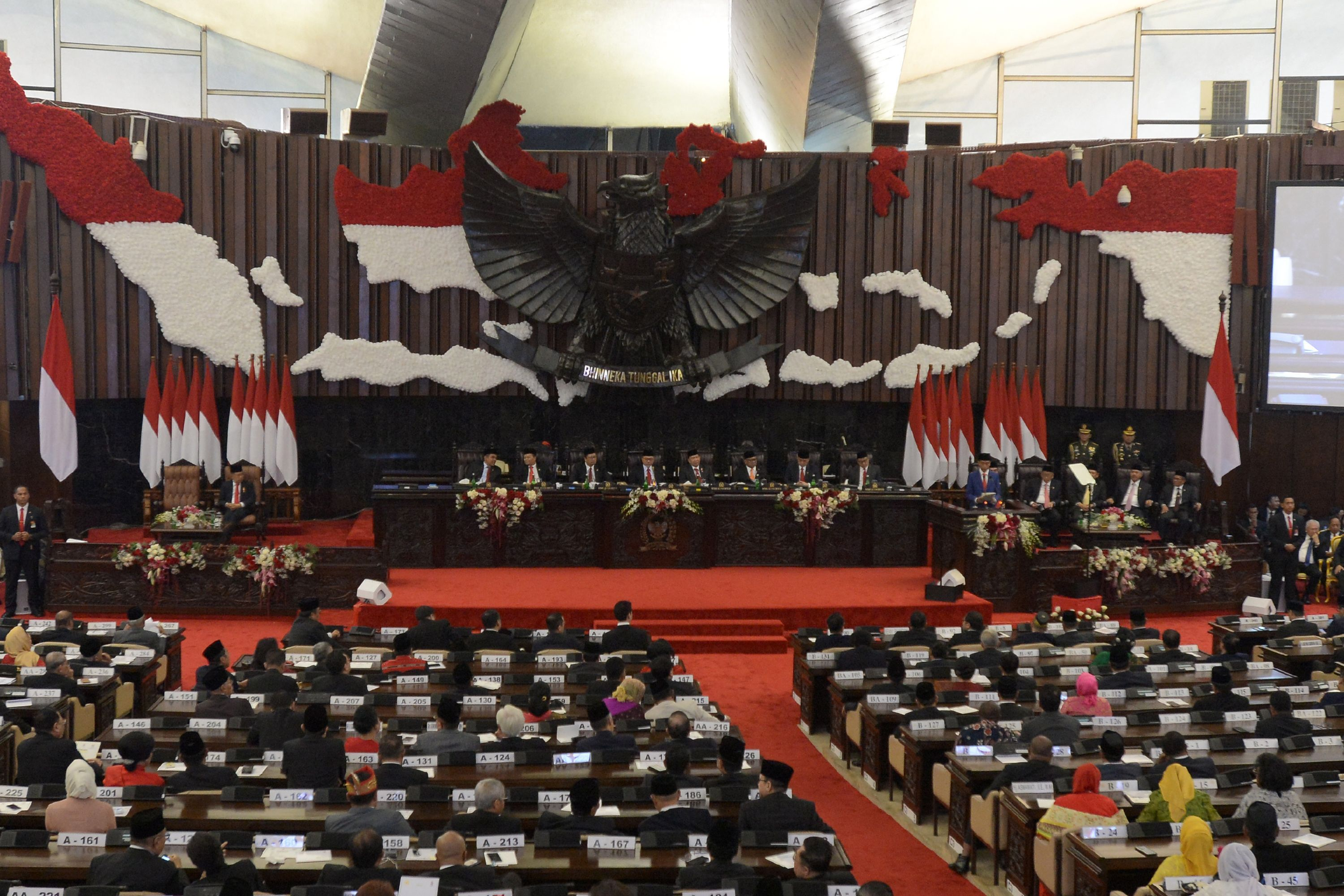Indonesian parliament body approves govt's US$180b budget for 2020 ...