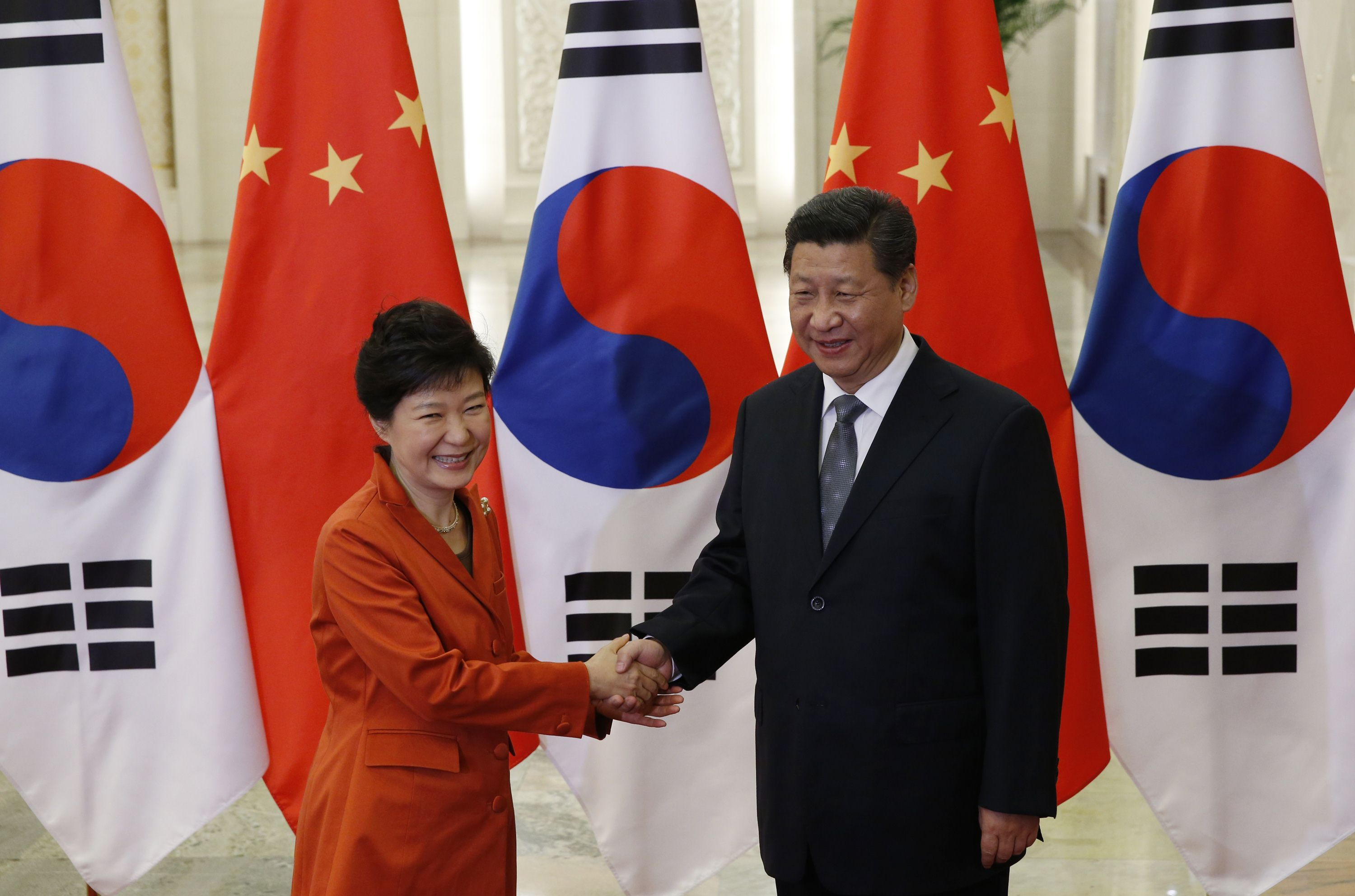 South Korea Says Effective Trade Deal Reached With China Government